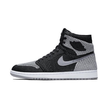 Release News: Air Jordan 1 Flyknit - Shadow
