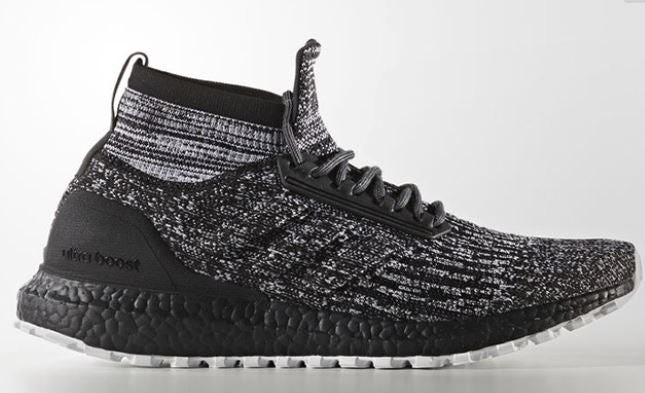 Release Date: adidas Ultra Boost ATR Mid Oreo With Black
