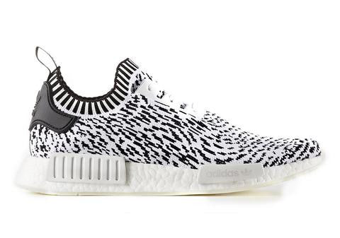 NMD Zebra - The Homage to Yeezy