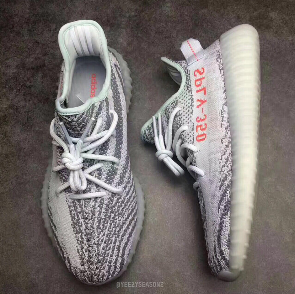 af9a27b7691 Yeezy Boost 350 V2  Blue Tint - LaceSpace