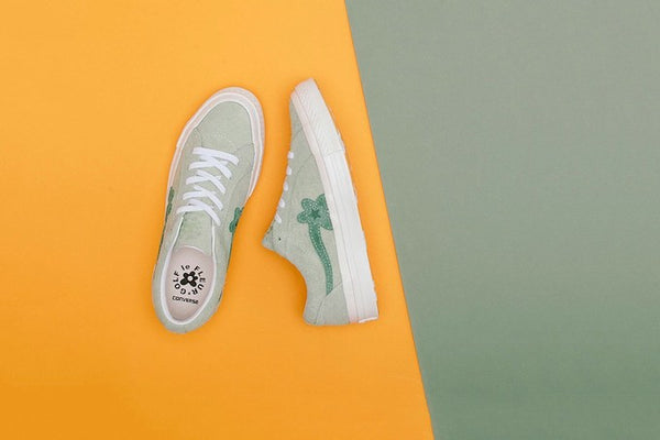 Tyler, the Creator's new Converse Golf Le Fleur One Star
