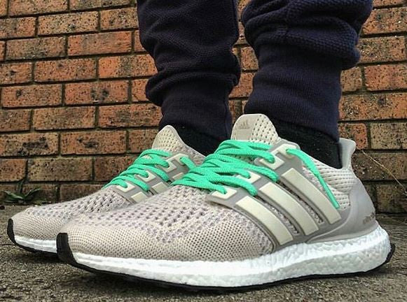 adidas ACE 16 Ultra Boost Mint Available |