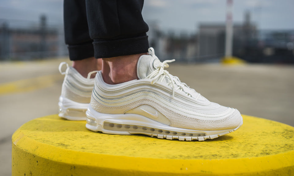 huge selection of 12bb3 f2574 How Nike is fighting back against adidas Boost The Air Max 97