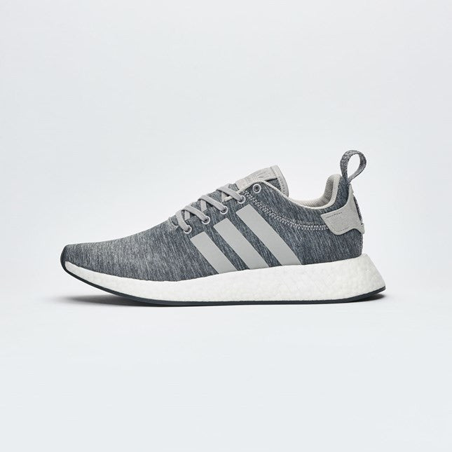 NMD: Sneakersnstuff Exclusive 'Grey Melange'