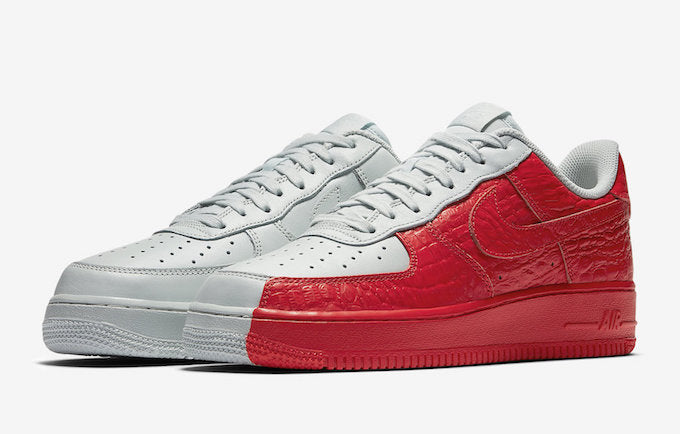 separation shoes f42f8 06e92 Rumoured  Nike Air Force 1 Low - Split Red