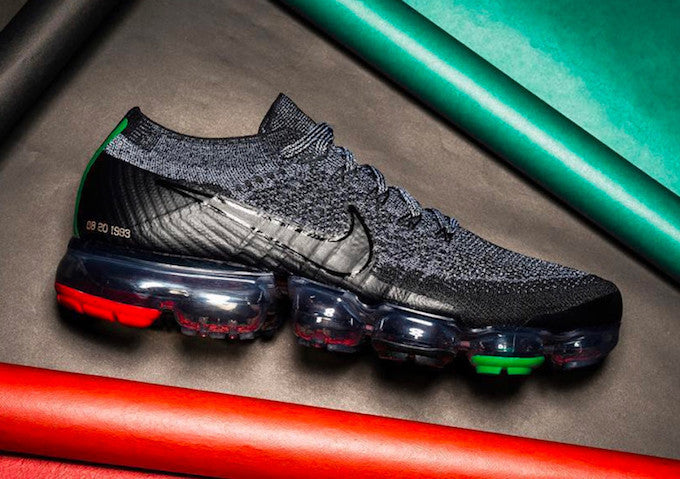Nike celebrates Black History Month with a new Vapormax and Air Jordan 1 Flyknit