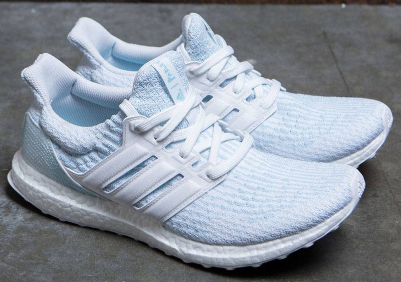 Ultra Boost: Parley White