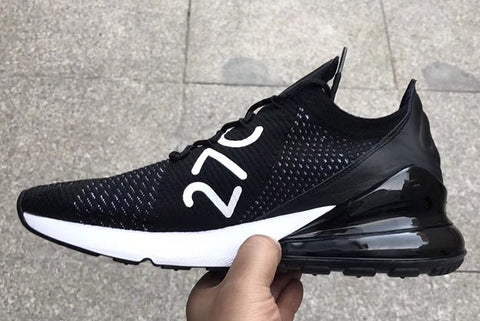 promo code f1129 7a2d1 Looking at the new Air Max 270 - this one in a rumoured flyknit upper.