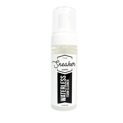 WATERLESS FOAM CLEANER - SINGLE BOTTLE - LaceSpace