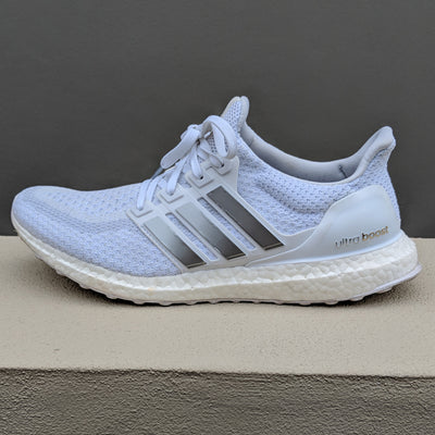 UltraBoost Stripe Pack - Silver - LaceSpace