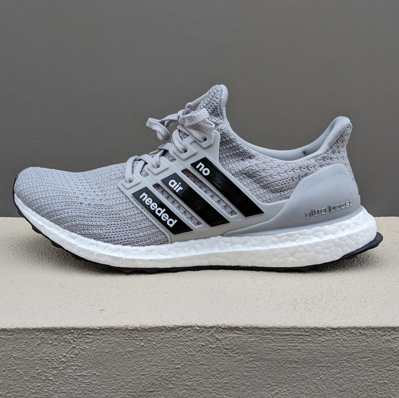 78f57f0d029 UltraBoost Stripe Pack - Black No Air Needed - LaceSpace