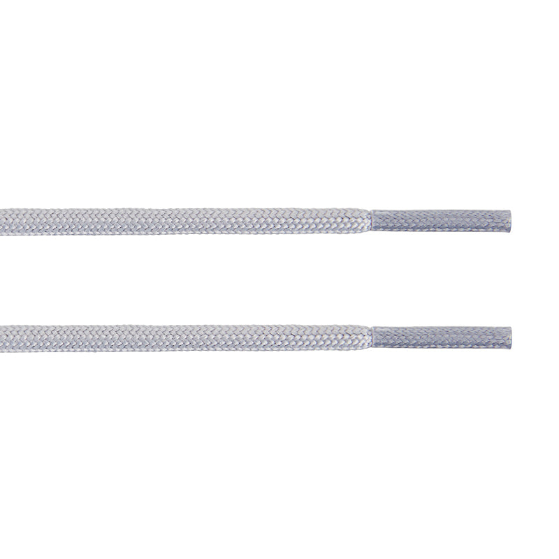 Grey Rope Laces - Essentials Collection - LaceSpace