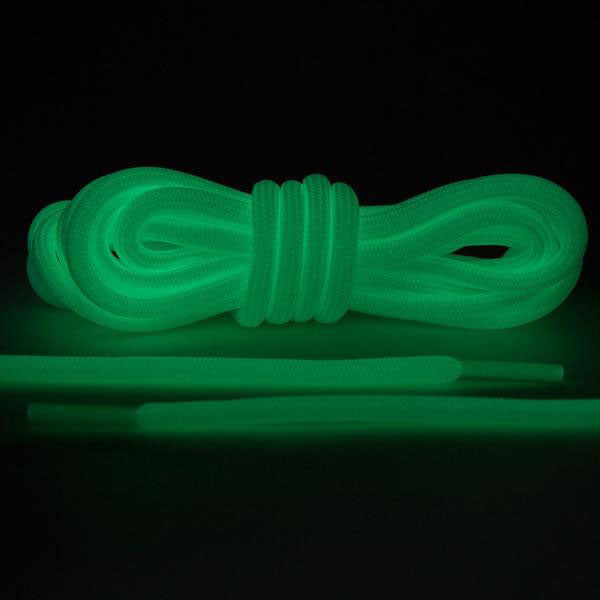 Glow in the Dark - Rope Laces - LaceSpace