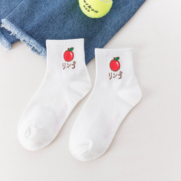 Apple Socks - LaceSpace