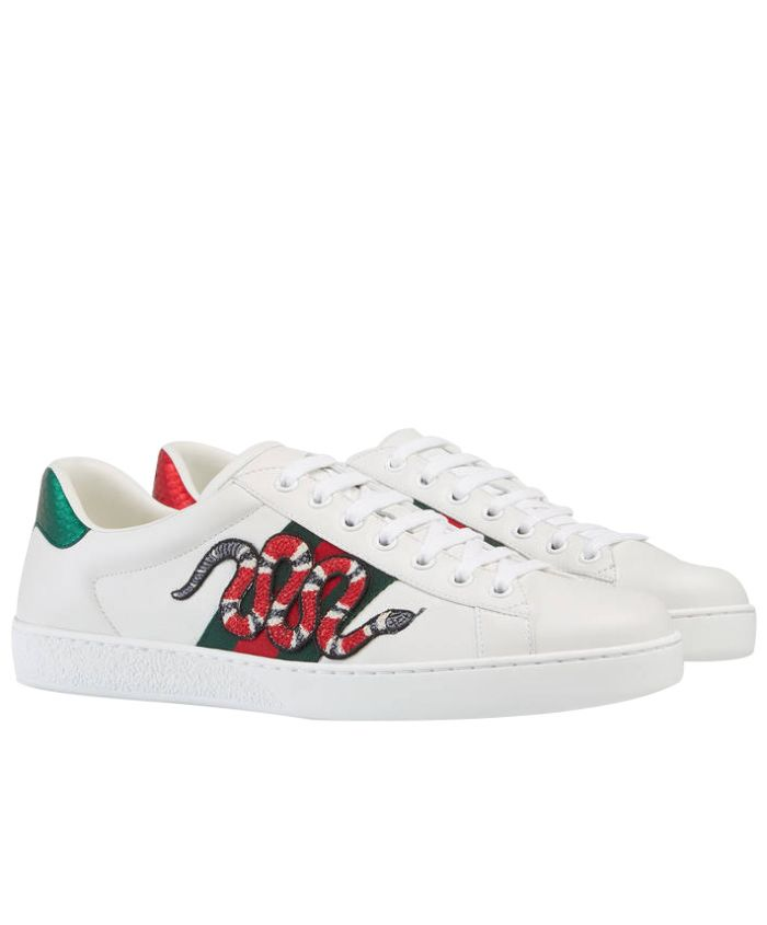 Gucci Ace Replacement Laces - White