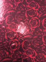 Romantic Rose lycra Foil