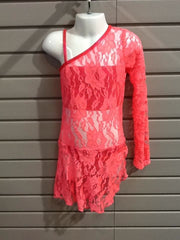 Lace Lyrical Dress