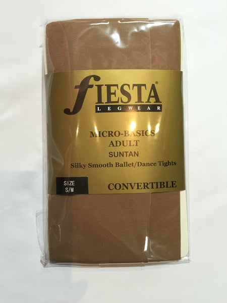 Tights Fiesta Convertible - Suntan