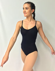Thin Strap Russian Leotard