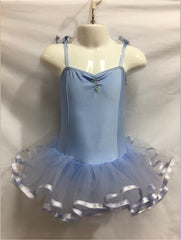Twirling Tutus - Blue
