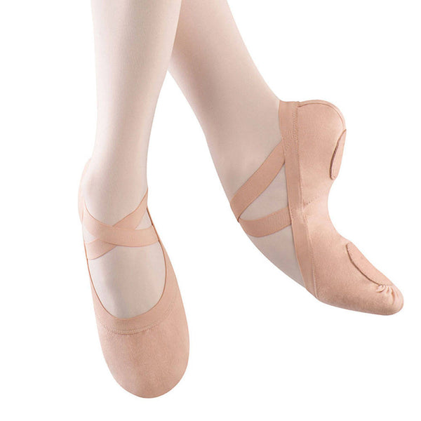 Bloch ProElastic Canvas Ballet Shoe
