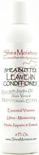 Shea Moisture Leave-in Conditioner