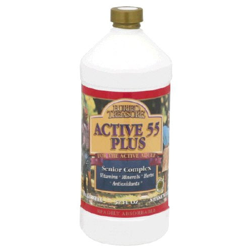 Buried Treasure Liquid Active 55 Plus, 32 fl oz