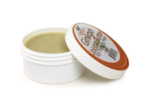 Ginkgo Jojoba Hair Butter for Thinning Hair- 5.5 oz