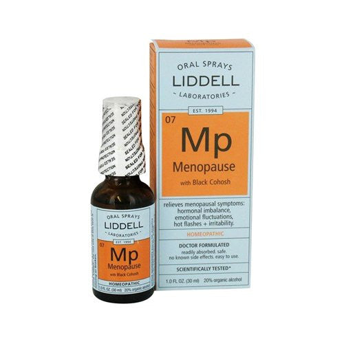 Liddell Homeopathic Menopause Spray, 1 fl oz