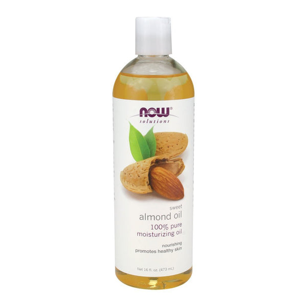 NOW Solutions Moisturizing Sweet Almond Oil