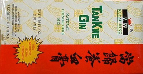 Tankwe Gin Natural Chinese Herb Mix