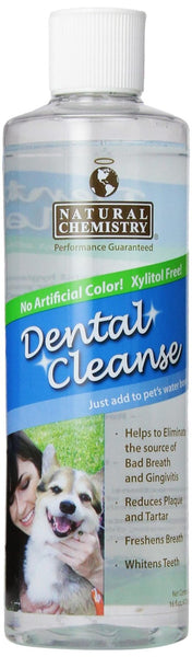 Natural Chemistry Dental Cleanse for Pets