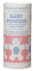 Country Comfort Baby Powder, 3 oz