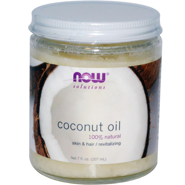 NOW Foods 100% Natural Coconut Oil