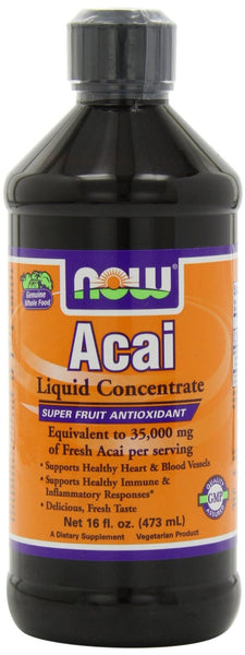 NOW Foods Acai Liquid Concentrate