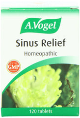 A. Vogel Sinus Relief Nutritional Supplements, 120 Count