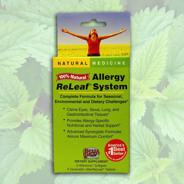 Allergy ReLeaf System 10 Count