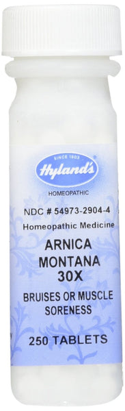 Arnica Montana by Hyland's Homeopathic - 250 tablets, 30X