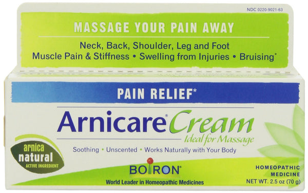 Arnicare Cream 2.5 Ounce