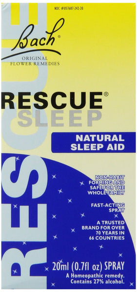 Bach Rescue Remedy Sleep 20 mL