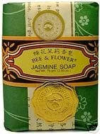 Bee & Flower Jasmine Soap 12 Bars