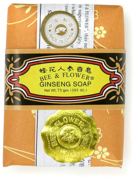Bee & Flower Soap Ginseng 12 Pack