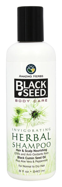 Blackseed Herbal Shampoo