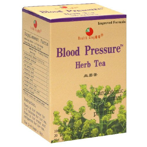 Health King Blood Pressure Tea 20 Bag