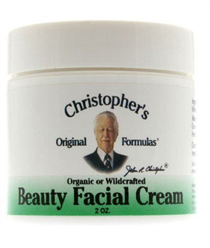 Dr. CHRISTOPHER'S, Ointment Beauty Facial Cream - 2 oz