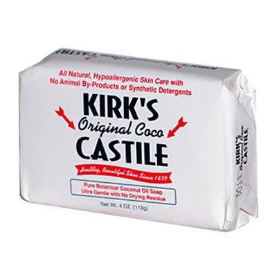 Castile Soap Original 4 Ounces