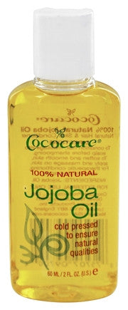 CocoCare Products 100 Percent Nutural Jojoba Oil - 2 oz