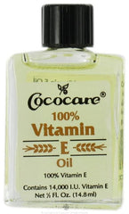 CocoCare Products Vitamin E Oil, 14000 IU - .5 oz