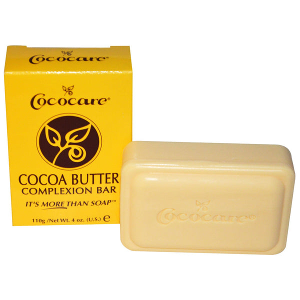 Cococare Cocoa Butter Complexion Soap Bar 4 Oz