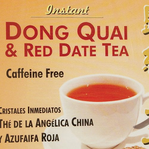 Dong Quai And Red Date Instant Tea 10 Bags Nature Amp Herbs